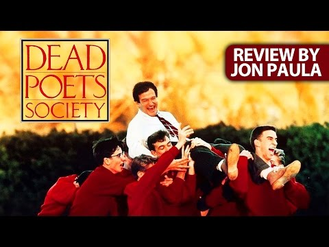 Dead Poets Society -- Movie Review #JPMN