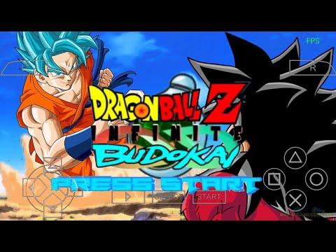 Cách tải game dragon ball Z shin budokai mod Xeno v.12
