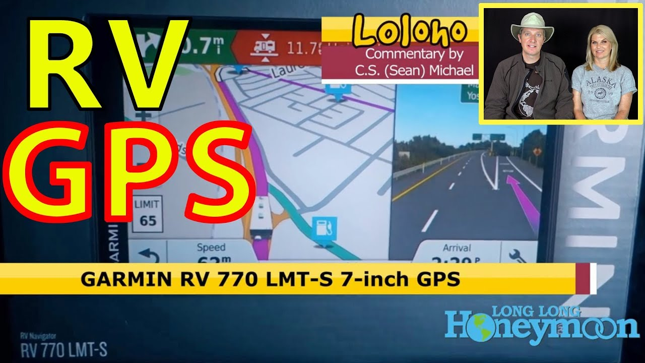 10 Best RV GPS Reviewed and Rated in 2019