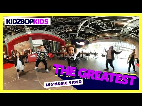 KIDZ BOP Kids  The Greatest 360°  Music  KIDZ BOP 34 #YouTubeSpaceLA