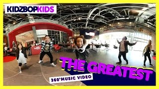 Смотреть клип Kidz Bop Kids - The Greatest