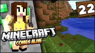 BLOOD TRAIL - Minecraft Comes Alive 2 - EP 22 -