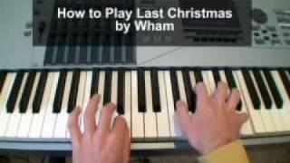 Last Christmas Piano Tutorial by Wham Mp3