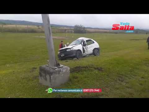 accidente Bolivia