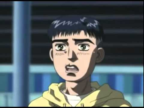 Initial D - Second Stage ep. 13 end.