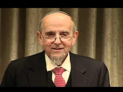 Open Orthodoxy: Haskel Lookstein
