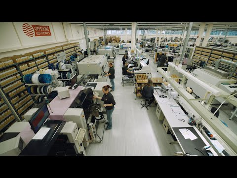 Offshore Electronics | Factory Insight
