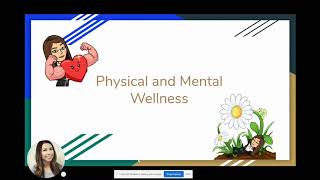 Physical and Mental Wellness