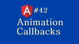 angular 2 tutorial 42 animation callbacks