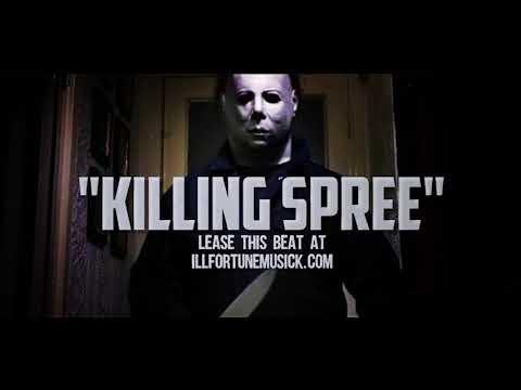 "Death Rap Hip Hop Beat / Horrorcore Instrumental ""Killing Spree"" Prod. Ill Fortune"