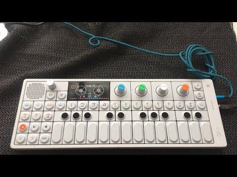 Live OP-1 Beatmaking Video // Mono // HipHop