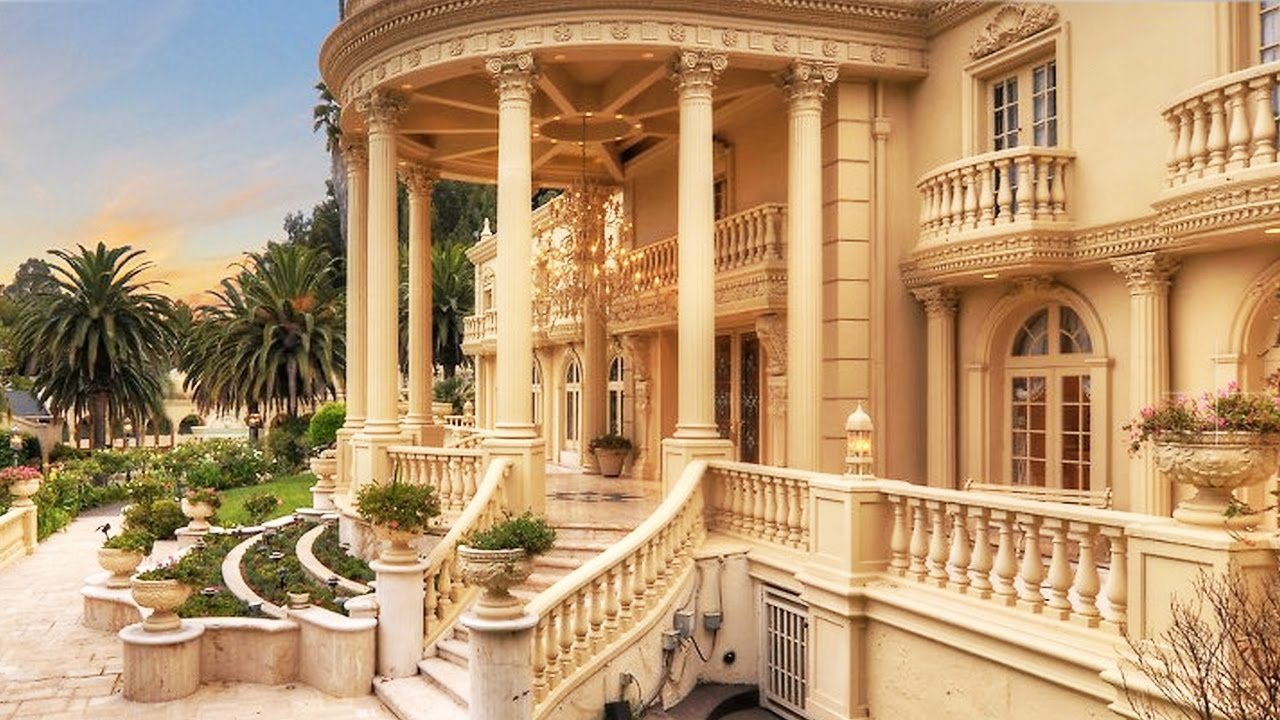 top 10 mansions in the world mansion tour epic life youtube. Black Bedroom Furniture Sets. Home Design Ideas