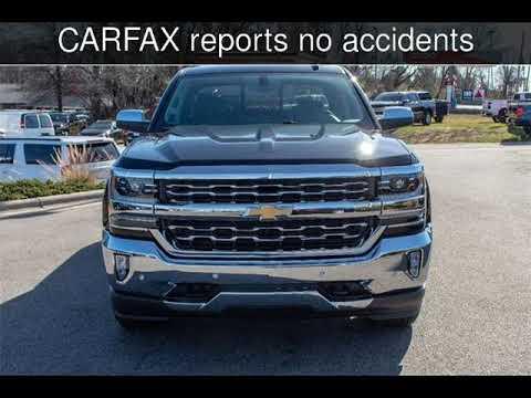 2018 Chevrolet Silverado 1500 LTZ New Cars - Charlotte,NC - 2019-03-11