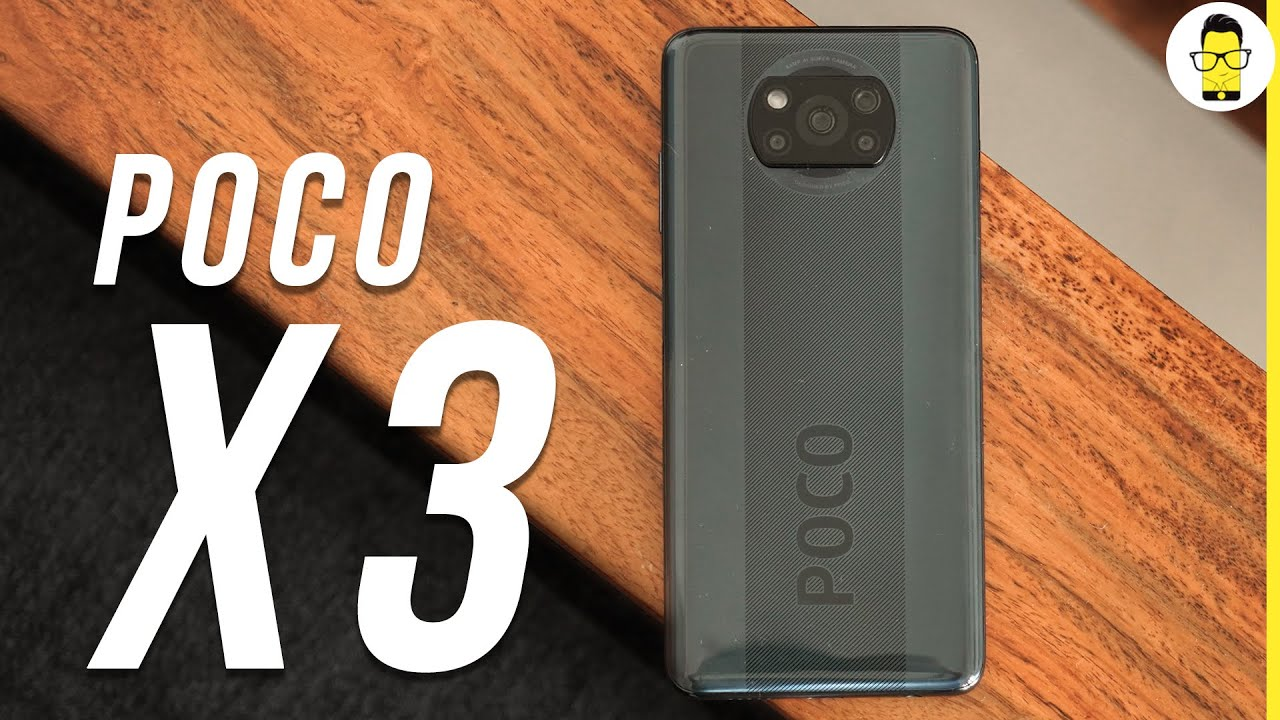 Poco X3 hands-on review & unboxing - big, brawny, & boisterous | camera samples & benchmarks inside