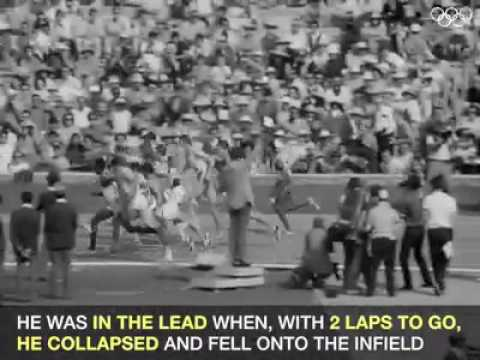 Inspiring story of athlete |- KIPCHOGE KEINO | mexico 1968 | 1000m,5000m,1500m