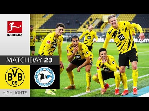Borussia Dortmund Arminia Bielefeld Goals And Highlights