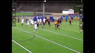 Michael Brandao ASHS Rugby Tight Head; vs. Loyola