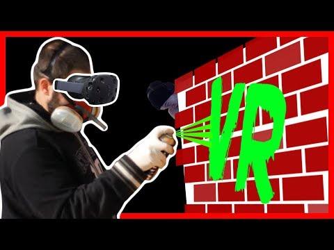 Illegal Art (Kingspray Grafitti VR)