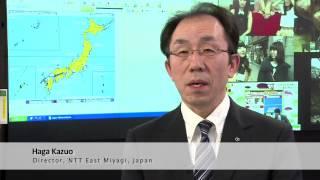 UN Japan, Saving Lives During Natural Disasters