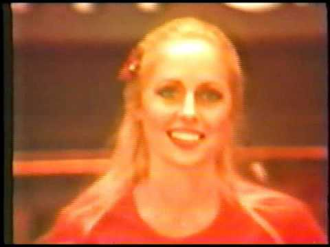 New Park Mall 1981   Glenda Jerue Models First Fashion Show