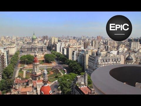 Balvanera - Buenos Aires, Argentina (HD)