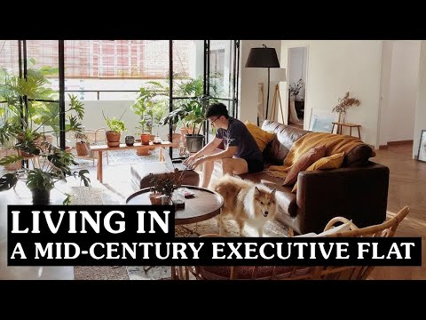 Inside A Stunning Transformation Of A 1,580 Sqft Executive HDB | Stacked Living In HDB Home Tour