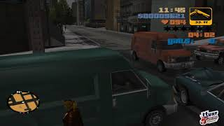 GTA 3 / The Fuzz Ball / Grand Theft Auto / MEET Hurtslinger Gaming