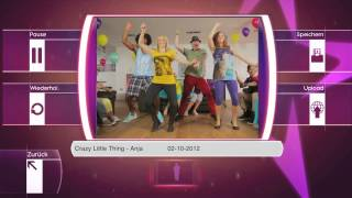 Just Dance 4 - Kinect Features Trailer [DE]