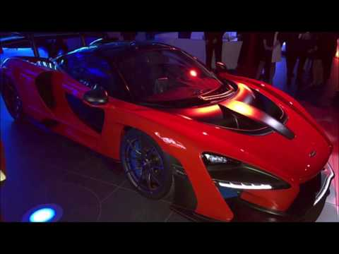 MCLAREN Senna P15 released its new hypercar ..... and it looks HORRIBLE!