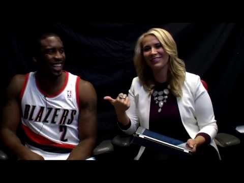 Trail Blazers Media Day 2013 - Wesley Matthews
