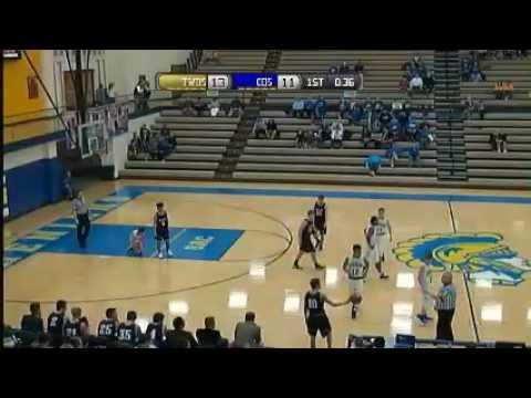 JV Boys Basketball Crawfordsville Athenians vs Tri West