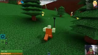 CupQuake Family Gaming : Roblox Zombie Rush!