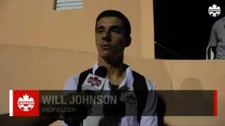 CANMNT: Canada 1-1 Belize, Will Johnson