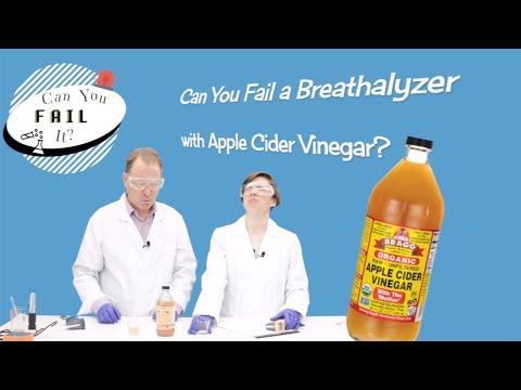 Can You Fail a Breathalyzer with Apple Cider Vinegar?