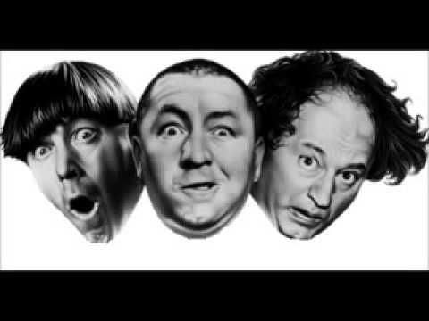 "Three Stooges ""Hello, hello,hello"""