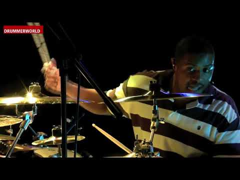 Teddy Campbell:  Drum Clinic Playhouse Hollywood