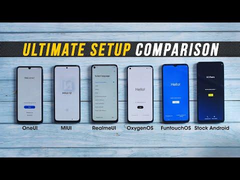 Smartphone Setup: The Ultimate Comparison!