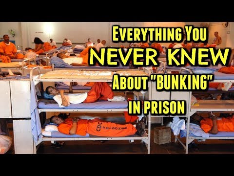 Top Bunk VS The Bottom Bunk In Prison