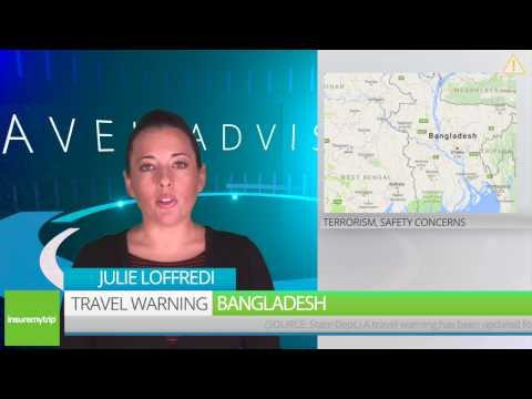 Bangladesh Travel Warning