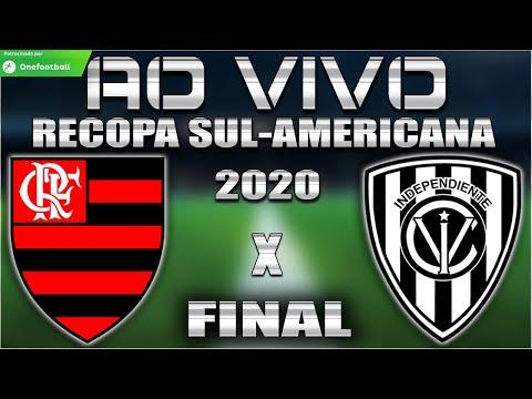 Flamengo x Independiente del Valle Ao Vivo | Recopa Sul-Americana 2020 | FINAL | Narração