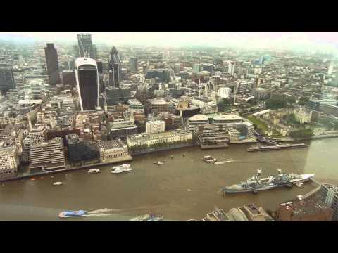 Yogasphere Sky High Yoga Classes in The Shard