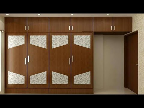 200 Modern bedroom cupboards - Wardrobe interior design ideas catalogue 2020