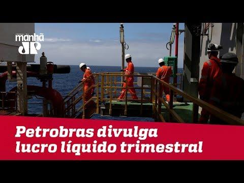 Lucro da Petrobras sobe 2.397% em um ano e chega a R$ 6,644 bi no 3º trimestre