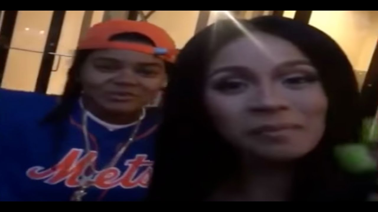 Cardi B Younger: Cardi B Meets Young Ma For The First Time In New York