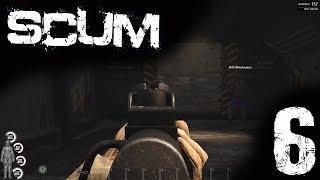 SCUM Gameplay [DE] #006 Verdammt ist das Groß! (Bunker)