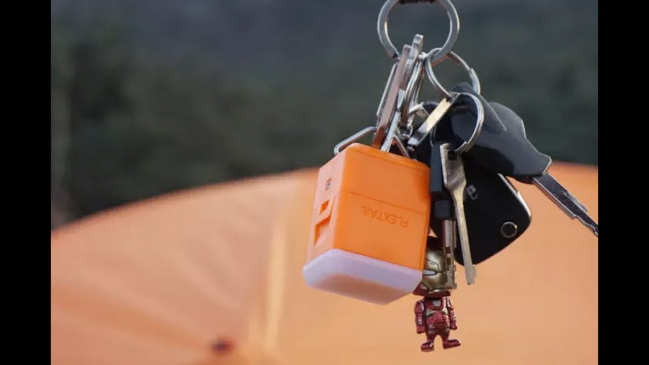 Top 5 AWESOME Keychain Gadgets You Need To See #2