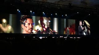 Robert Downey Jr. at Amazon