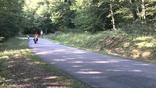 Mont e salbert 2010 motos anciennes - Montee trap ...