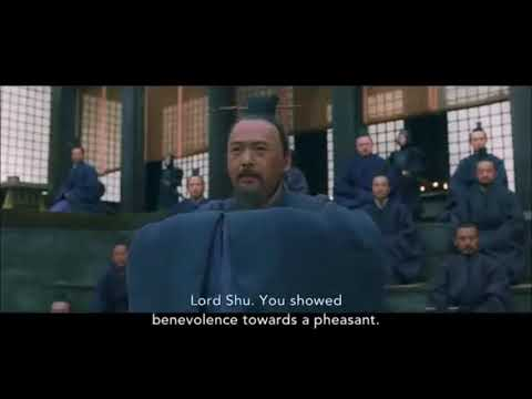 Confucius (2010): Very Intelligent scene