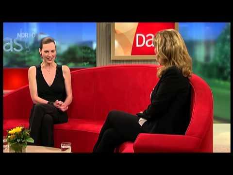 DAS! mit Nicole Nau. Live Tanz mit Luis Pereyra. Moderation Bettina Tietjen 27.9.2013 NDR TV